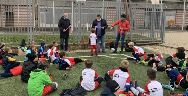 Zweites SWE-Fußball-Camp durchgeführt